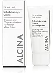 Alcina B Selbstbräunungs-Creme 50 ml Selbstbräunungs-Creme
