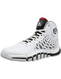 various colors 30594 69a33 adidas Performance DERRICK ROSE 773 II Zapatillas Baloncesto Blanco Negro  para Hombre SprintWeb