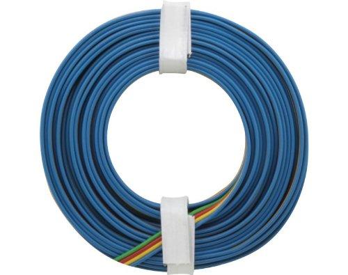 vierling-litze-014-mm-alimentazione-supplementare-carrera-go-blu-giallo-rosso-verde-5-m-anello