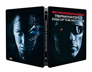Terminator 3: Le Macchine Ribelli (Steelbook) (Blu-Ray)