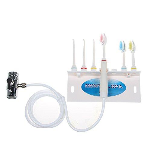 Benma Oral Care Munddusche Zahnreinigung Family Pack(3 Düsen und 3 Zahnbürsten)