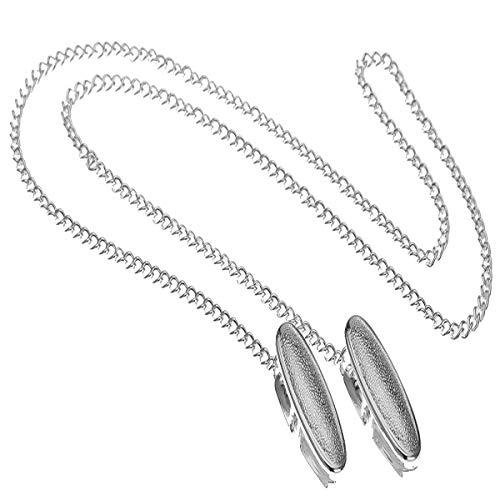silberkanne Serviettenhalter L 60 cm Halter 3x1cm Silber Plated versilbert