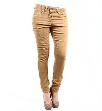 S pantalons only lizzy antifit sweat pant pnt marron