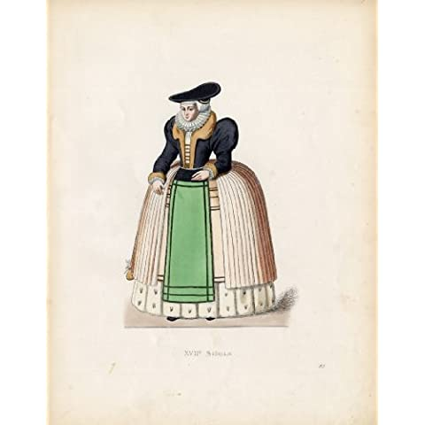 theprintscollector antico print-womens dress-alsace-france-duplessis-1867