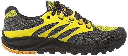 Merrell All Out Charge Herren Trekking- & Wanderhalbschuhe Gelb (Yellow)