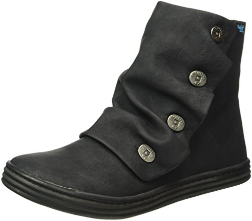 Blowfish Damen Rabitt Biker Boots, Schwarz (Black), 36 EU (Blowfish Schuhe Schwarz)