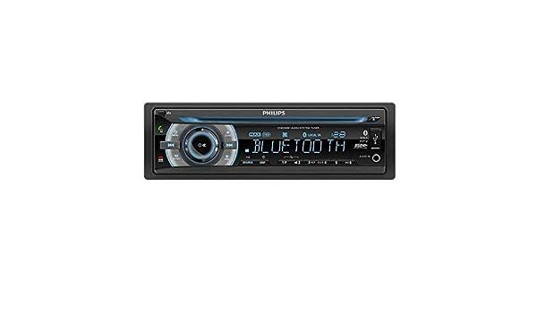Philips phicem2200 Autoradio, Schwarz: : Elektronik
