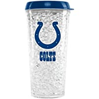 Indianapolis Colts Crystal freezer Travel tumbler