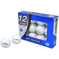 Second Chance Callaway 12 Balles de golf de récupération de qualité supérieure Grade A