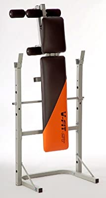 V-fit STB09-1 Herculean Folding Weight Bench from V-Fit