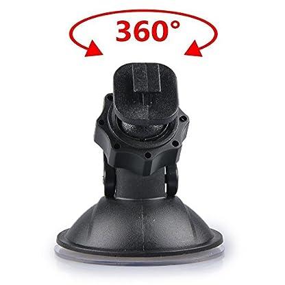 ShipeeKin-Auto-Saugnapf-Dash-Cam-GPS-Halterung-fr-Fahrzeug-Video-Recorder-auf-Windschutzscheibe-Armaturenbrett-Halterung-mit-13-Arten-Gelenke