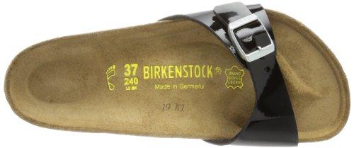 Birkenstock  Madrid, sabots et Mules SCHWARZ  LS PINK