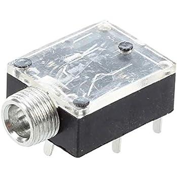 Schema Elettrico Jack 3 5 : 6 5 mm 0 64 cm jack stereo montaggio a pannello pcb connettore cavo