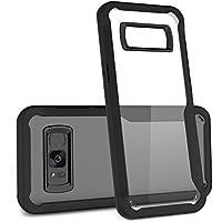 Yokata Samsung Galaxy S8 Hülle Transparent Handyhülle Hardcase Schutzhülle Ultra Dünn Slim Handytasche Clear Backcover... preisvergleich bei billige-tabletten.eu