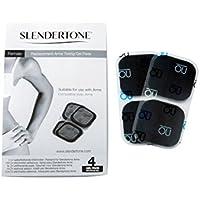 Slendertone 0715-0300 - Electrodos de repuesto para los brazos para mujer