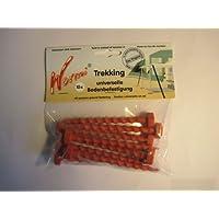 WURMI ® ZELTHERINGE Hakenstiftplatte 4 Stück Holly ® Produkte STABIELO
