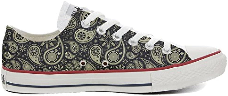 mys Converse All Star Slim Slim Slim Chaussures Coutume Mixte Adulte (Produit Artisanal) Indian PaisleyB06X94G5XZParent 1d70ae