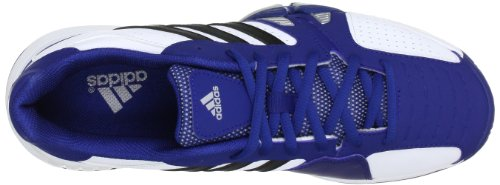 adidas Performance - Bercuda 2.0, Scarpe da tennis Uomo Bianco (Weiß (RUNNING WHITE FTW / BLACK 1 / DARK BLUE F12)