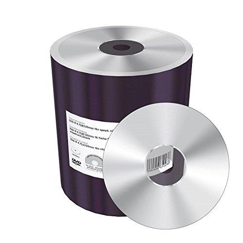 Mediarange mr422 4.7gb dvd-r 100pc(s) blank dvd - blank dvds (4.7 gb, dvd-r, 100 pc(s), 16x, spindle)