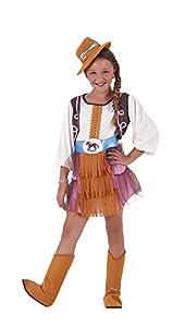 Rubies- Disfraz Vaquero, L (8-10 años) (Rubie