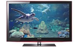Samsung UE46B6000VPXZG-x 116,8 cm (46 Zoll) 16:9 Full-HD LCD-Fernseher mit LED-Backlight mit integriertem DVB-T/ DVB-C Tuner rubinschwarz
