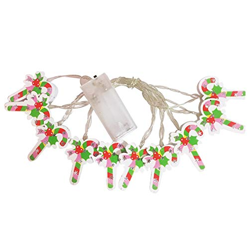 (iStary LED Weihnachtsgeschenk Lichterkette Außen Fairy Light Party Decor Lampe Warmweiß Außenlichterkette Für Weihnachten, Halloween, Hochzeit, Party, Weihnachtsbaum)