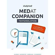 """MedAT Companion Testsimulation: Für den MedAT 2018 inkl. dem Untertest """"Emotionen erkennen"""""""