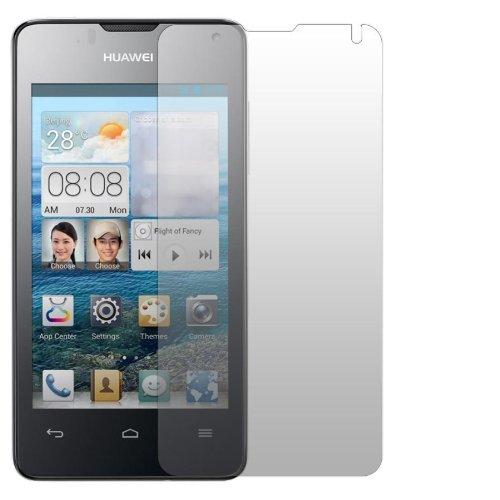 2 x Slabo Bildschirmschutzfolie Huawei Ascend Y300 Bildschirmschutz Schutzfolie