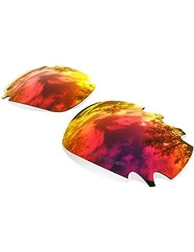 Sunglasses Restorer Lentes de Recambio Polarizadas para Oakley Jawbone Ventilada