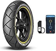 JK Tyre Smart BLAZE RYDR BR41 140/70-17 Tubeless Bike Tyre, Rear