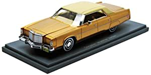 Neo - 44767 - Véhicule Miniature - Modèle À L'Échelle - Chrysler Imperial Hardtop Sedan - 1975 - Echelle 1/43