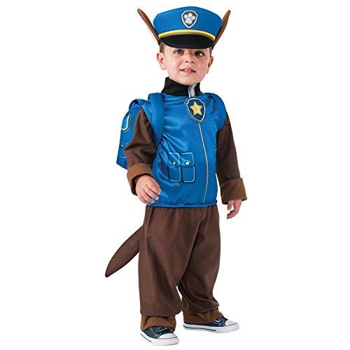 Chase bambini wicked-costume da carnevale, motivo: zampe di pattuglia della nickelodeon