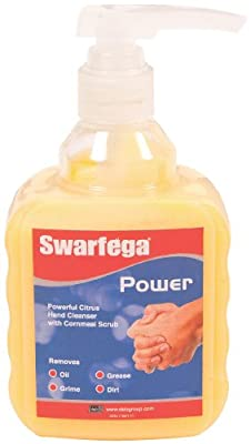 Swarfega Swn400mp Natural Hand Cleaner 400ml - low-cost UK flooring shop.
