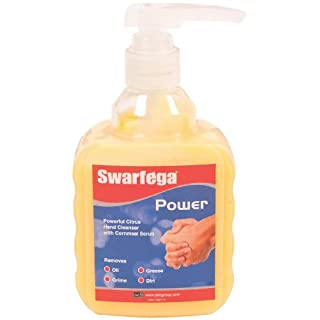 Swarfega Swn400mp Natural Hand Cleaner 400ml