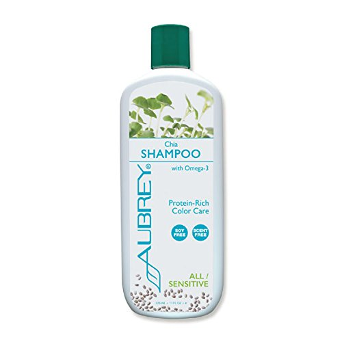 Chia Shampoo 325ml - Aubrey Bio-shampoo