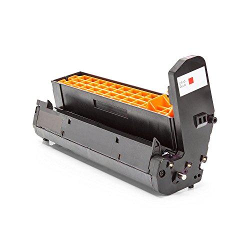 Inkadoo® Bildtrommel passend für OKI C 610 DM ersetzt OKI C610 44315106 - Premium Trommel Kompatibel - Magenta - 20.000 Seiten