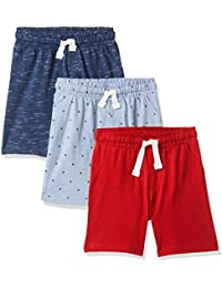 Blue 0-1 Months Supply Boys Striped Excellent Condition Shorts Mother Care