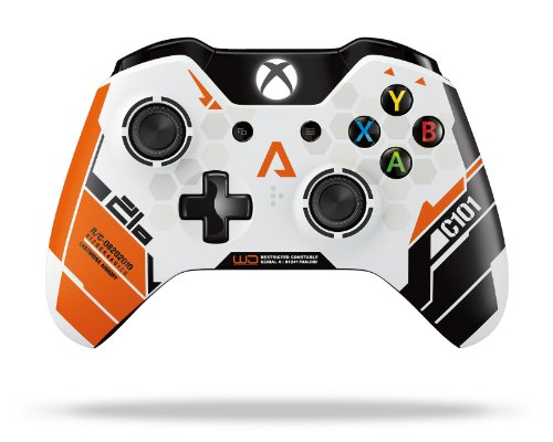 Xbox One Wireless Controller - Titanfall Limited Edition  available at amazon for Rs.21774