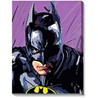 Dirart Rahmenlos Digitale Malerei Marvel Batman Diy Digital Malen