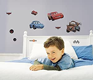 Decofun Cars Wall Stickers - 40263B