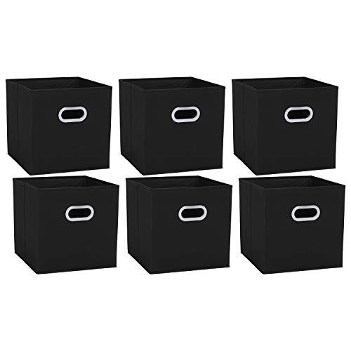 Umi. by Amazon - Cubos de almacenaje de tela