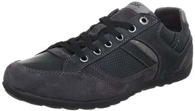 Geox U MITO D U3202D0CL22C9999, Herren Sneaker, Schwarz (BLACK C9999), EU 41