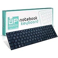UP PARTS® UP-KBU027 - Tastiera Layout Italiano per ASUS X501 X550 X551 X552 XJ5 F501 K550 K550CA K550JD