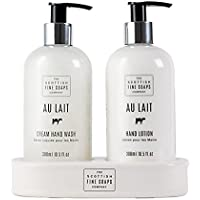 Au Lait Hand Care Set 300 ml -