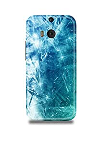 HTC M8 Cover,HTC M8 Case,HTC M8 Back Cover,Ice HTC M8 Mobile Cover By The Shopmetro-7314