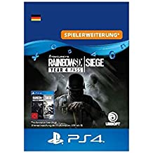 Tom Clancy's Rainbow Six Siege - Year 4 Pass [PS4 Download Code - deutsches Konto]