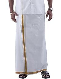 Ramraj Men's Cotton Dhoti