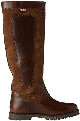 CabotswoodBurlington - Stivali donna Marrone (Chestnut)