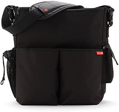 Skip Hop Duo Deluxe Changing Bag (Black) by Skip Hop