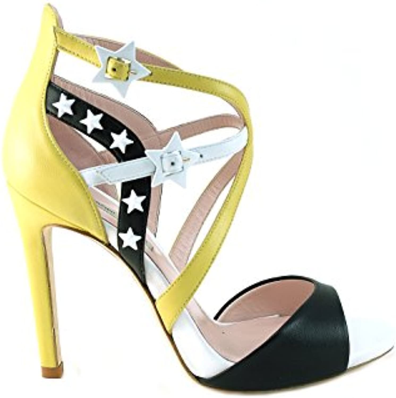 Gianni Marra Damen 4025 Peeptoe Pumps 2018 Letztes Modell  Mode Schuhe Billig Online-Verkauf